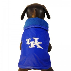 University of Kentucky Wildcats Dog Outerwear Winter Coat